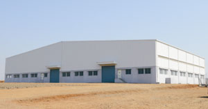 industrial shed in chakan phase 2